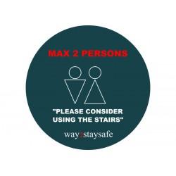 Autocollants  (max. 2...