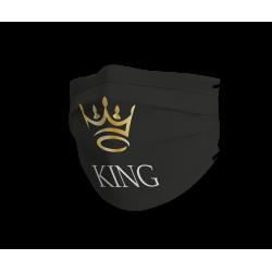 King zwart trendy...