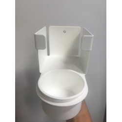 Muurhouder dispenser